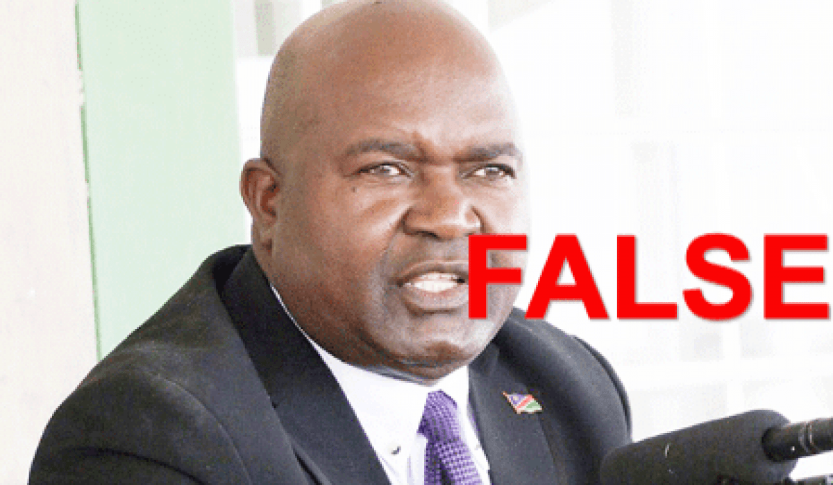 Ndakolo-Kalola claims